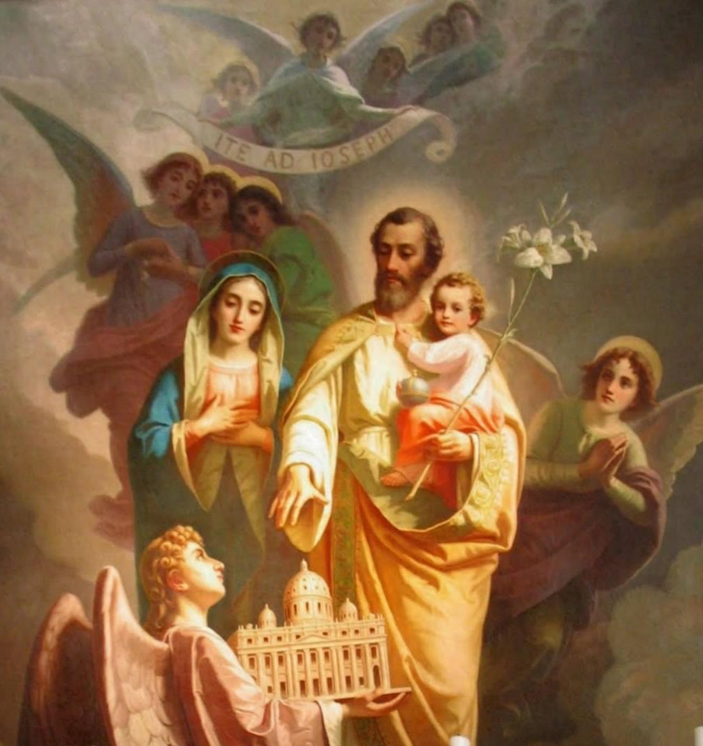 Resultado de imagem para sao jose esposo da virgem maria